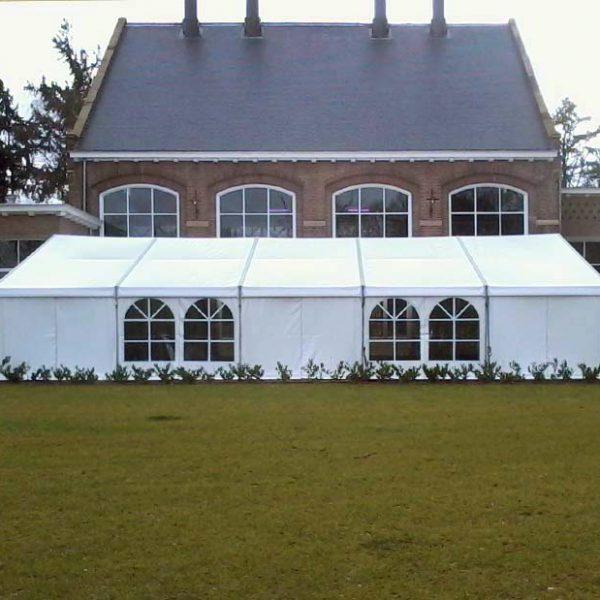 aluminium tent voor feesten